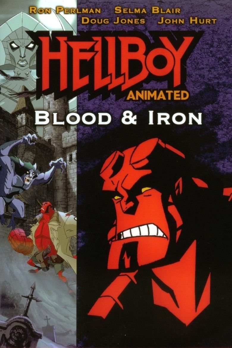 Hellboy: Blood and Iron movie poster