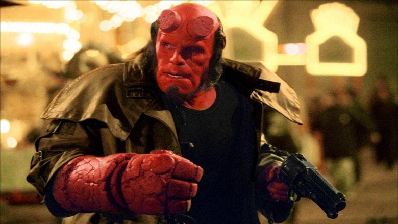 Hellboy (film) movie scenes