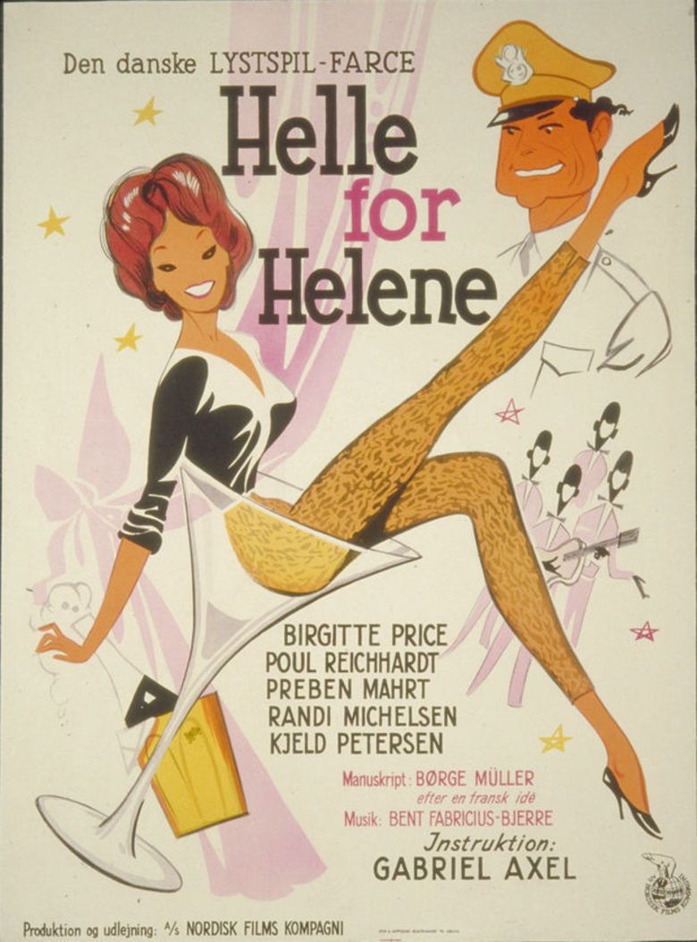 Helle for Helene movie poster