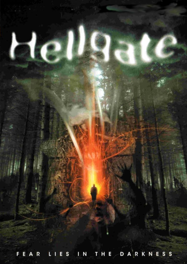 Hellgate (2011 film) movie poster