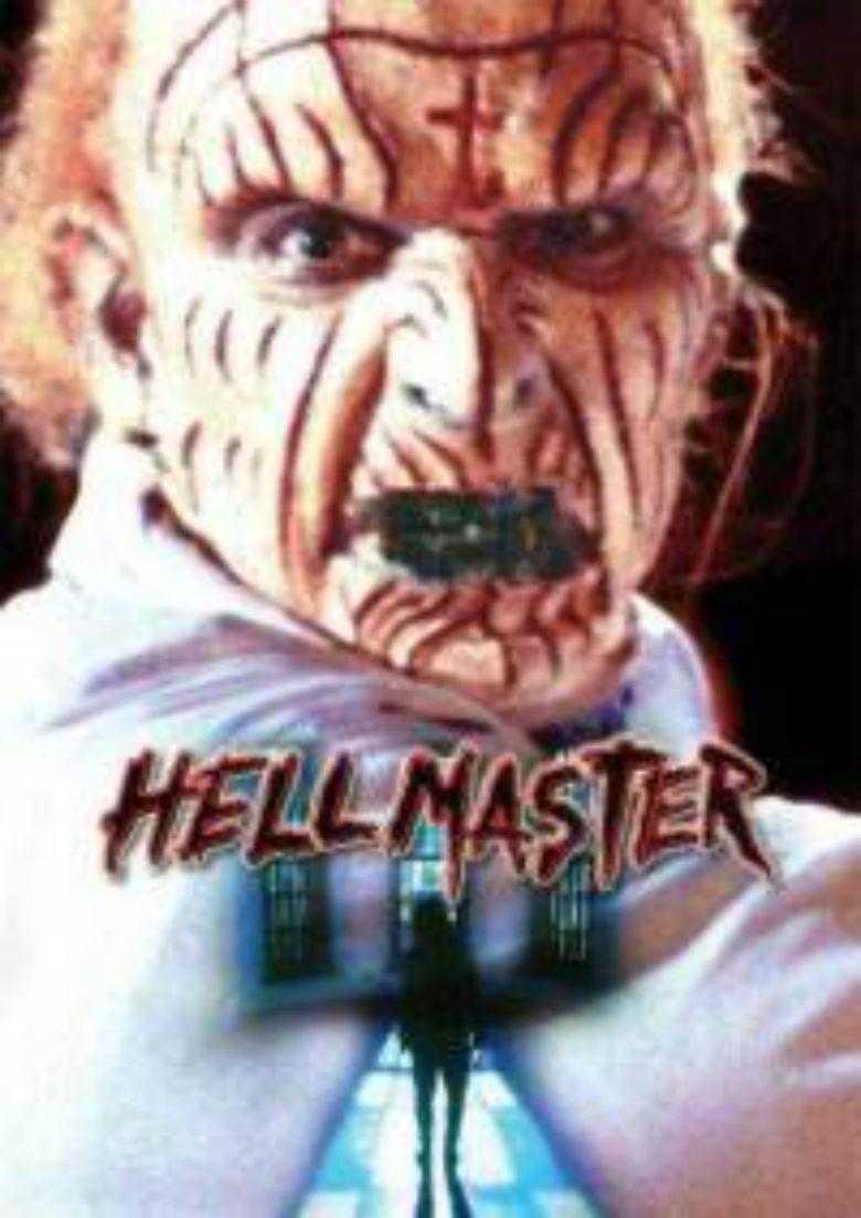 Hellmaster movie poster