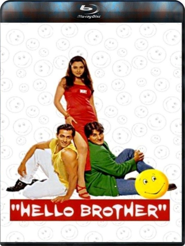 Hello Brother (1999 film) movie poster