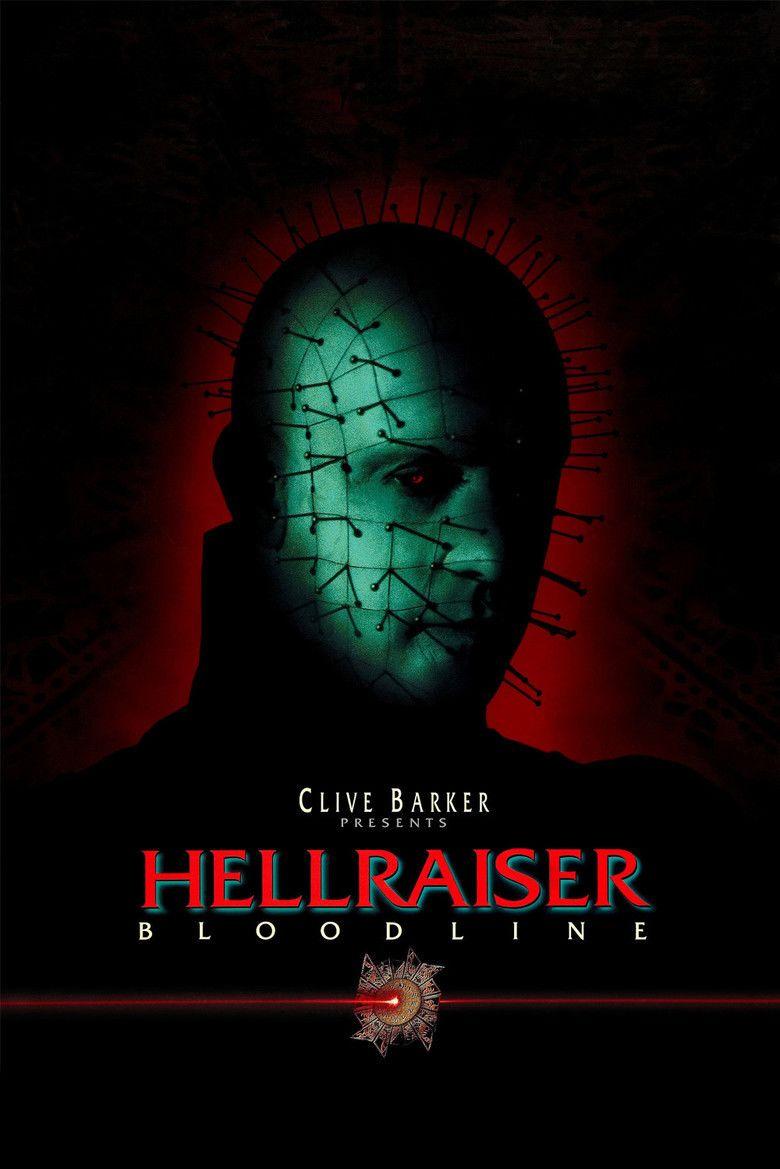Hellraiser: Bloodline movie poster