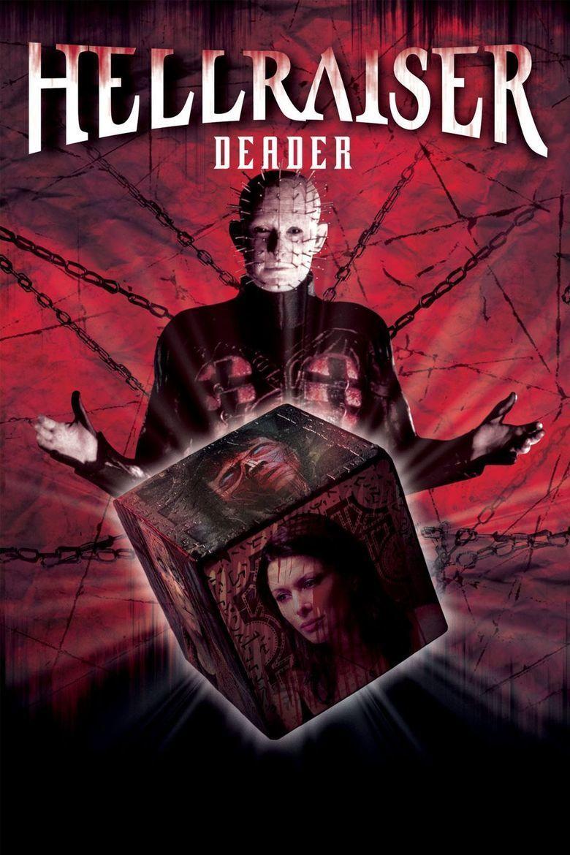 Hellraiser: Deader movie poster