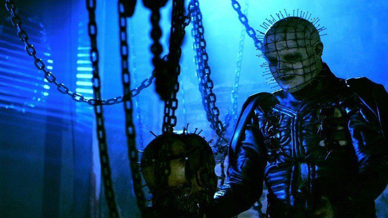 Hellraiser: Revelations movie scenes