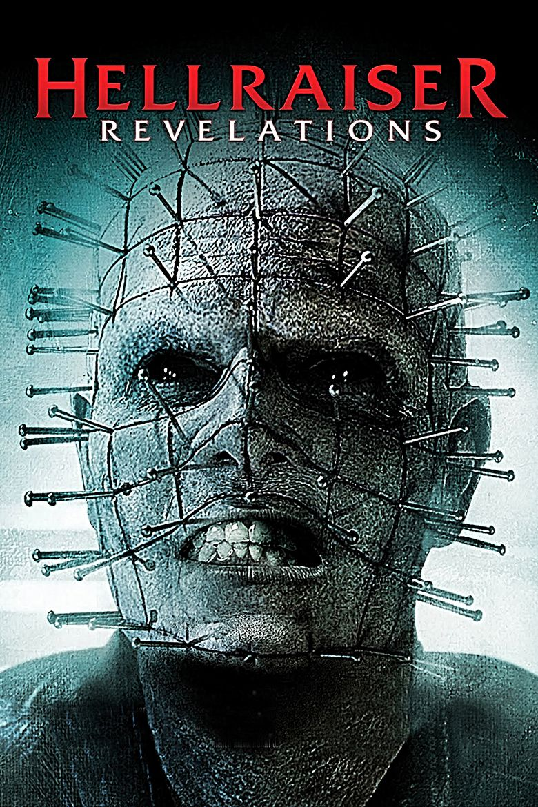 Hellraiser: Revelations movie poster