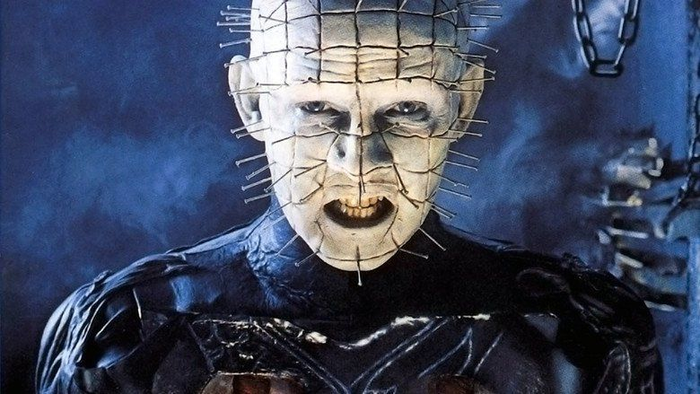 Hellraiser movie scenes