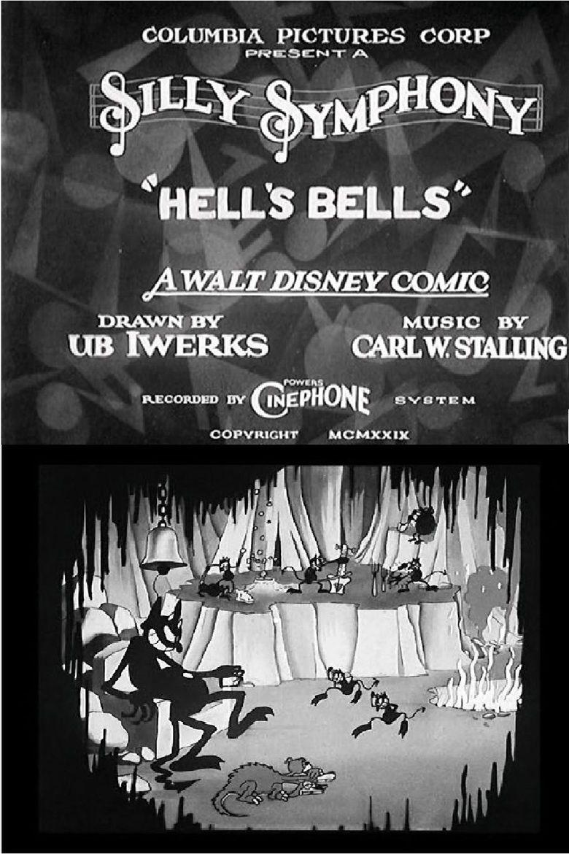 Hells Bells (1929 film) movie poster