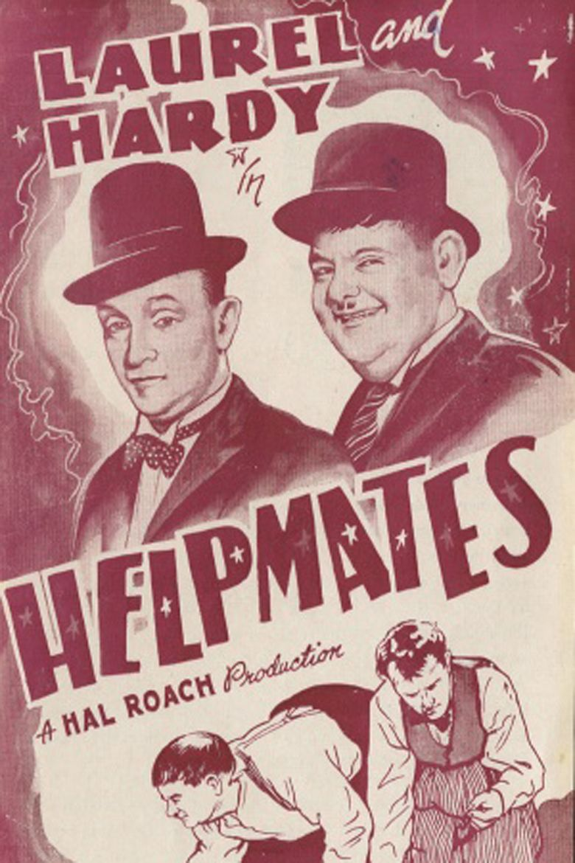 Helpmates movie poster