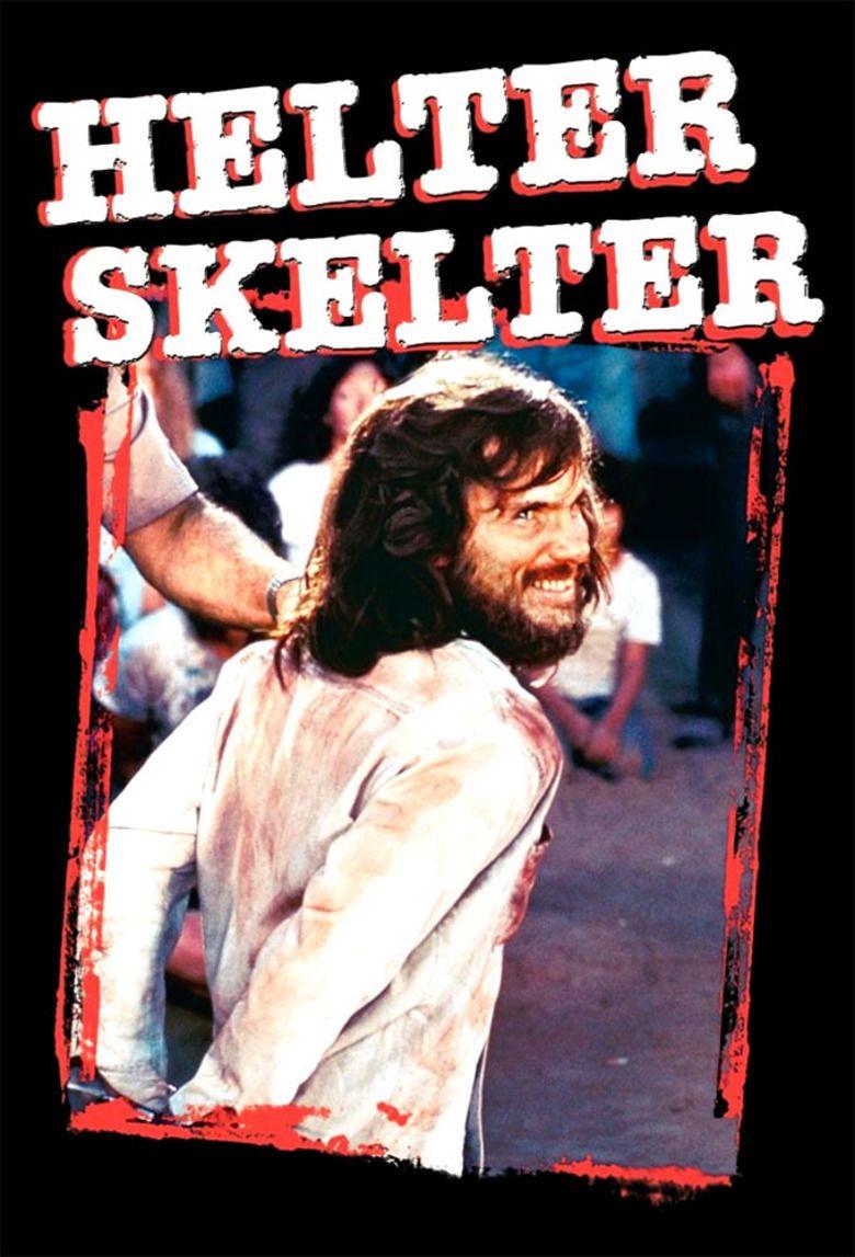 Helter Skelter (1976 film) movie poster