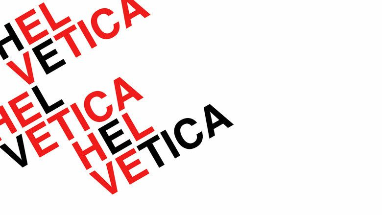 Helvetica (film) movie scenes