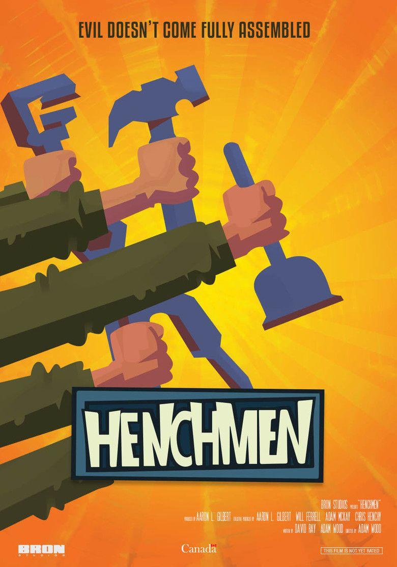 Henchmen (film) movie poster