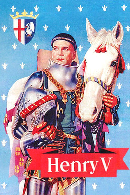 Henry V (1944 film) movie poster