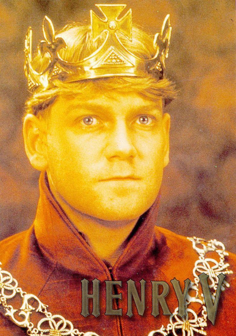 Henry V (1989 film) movie poster