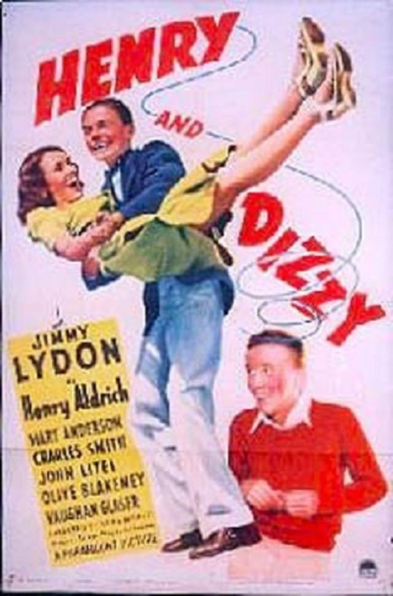 Henry and Dizzy movie poster