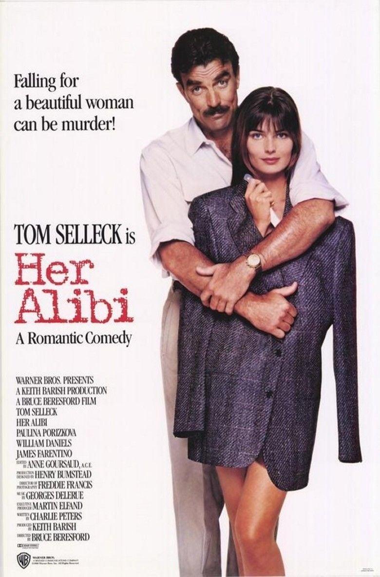 Her Alibi movie poster