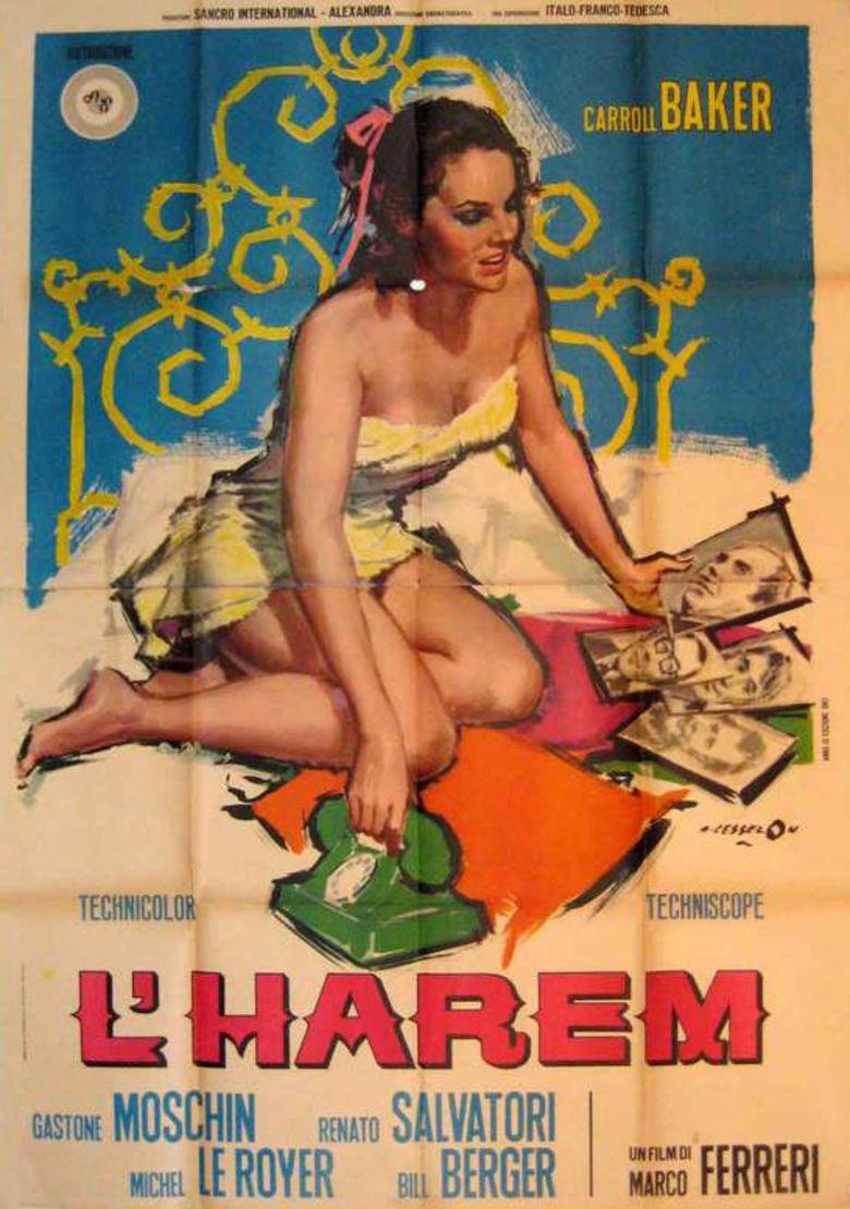 Her Harem movie poster