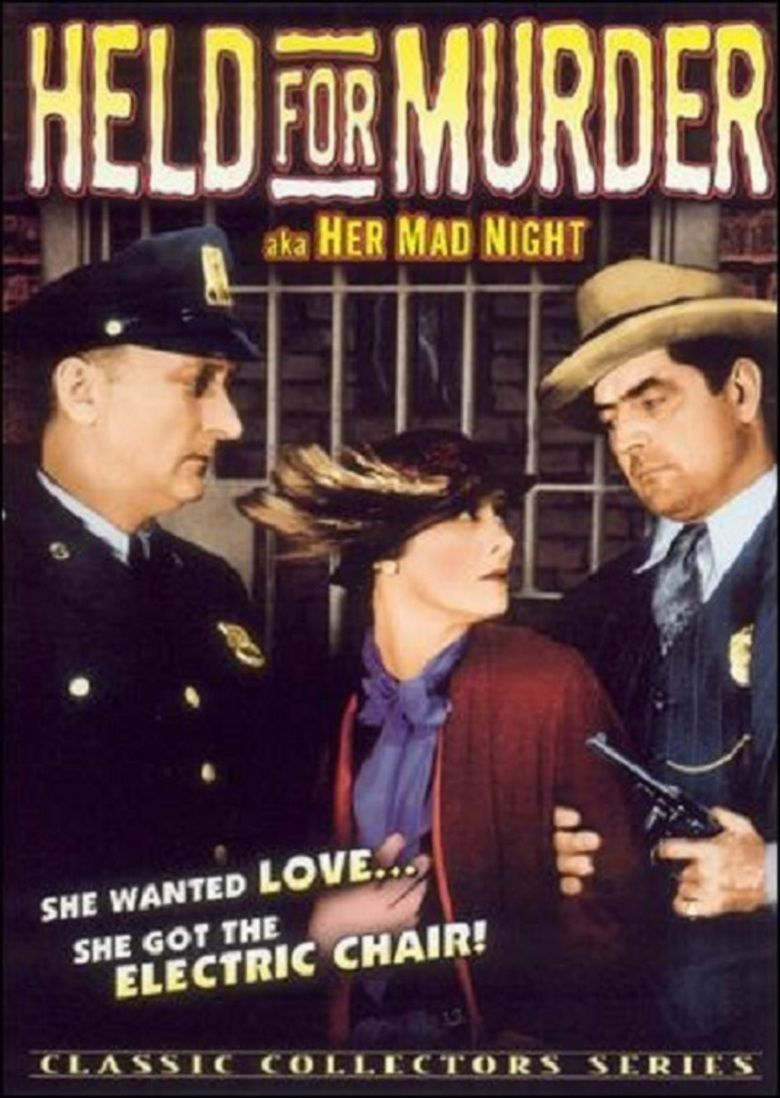 Her Mad Night movie poster