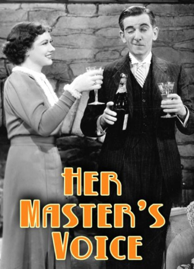 Her Masters Voice movie poster