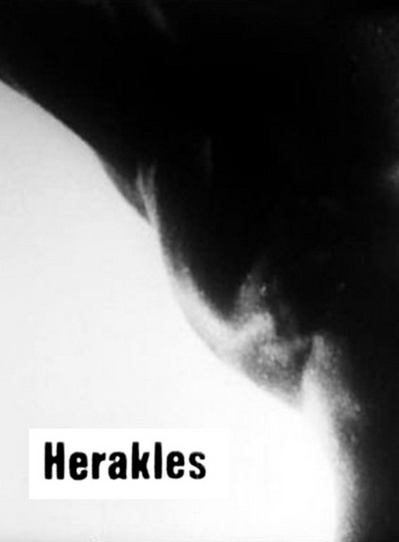 Herakles (film) movie poster