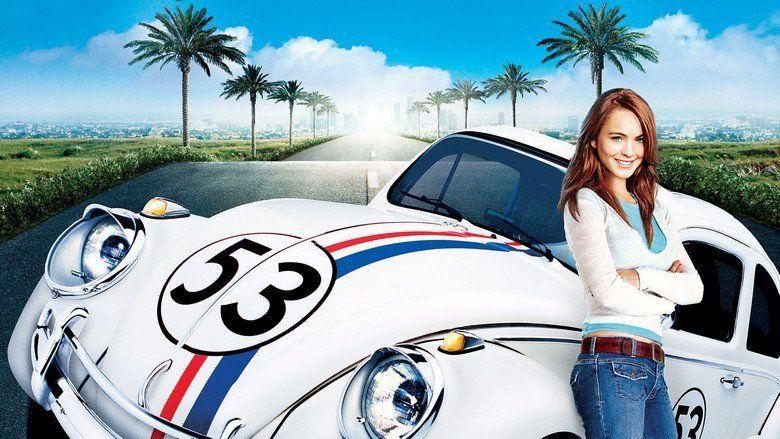 Herbie: Fully Loaded movie scenes