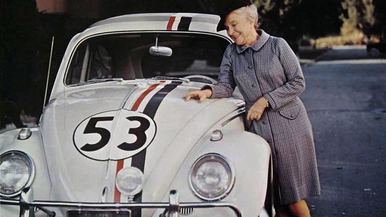 Herbie Rides Again movie scenes