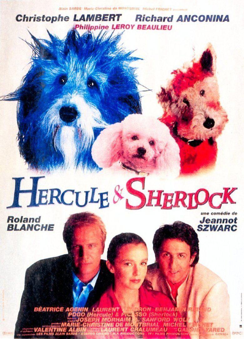 Hercule et Sherlock movie poster