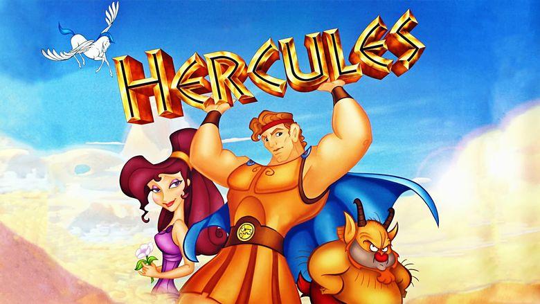 Hercules (1997 film) movie scenes