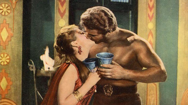 Hercules Against the Moon Men movie scenes