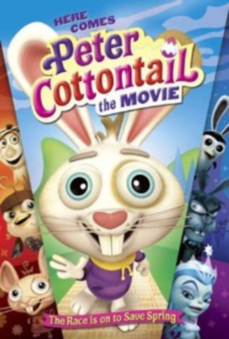 Here Comes Peter Cottontail: The Movie movie poster