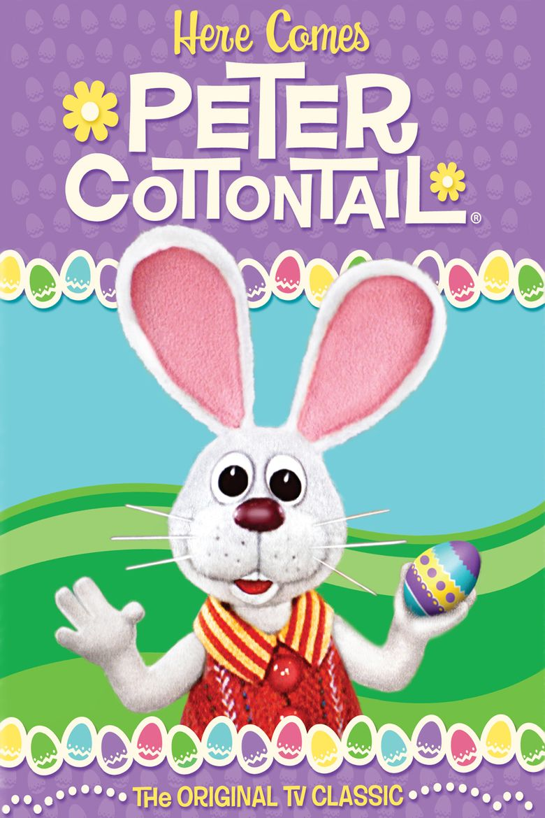Here Comes Peter Cottontail movie poster