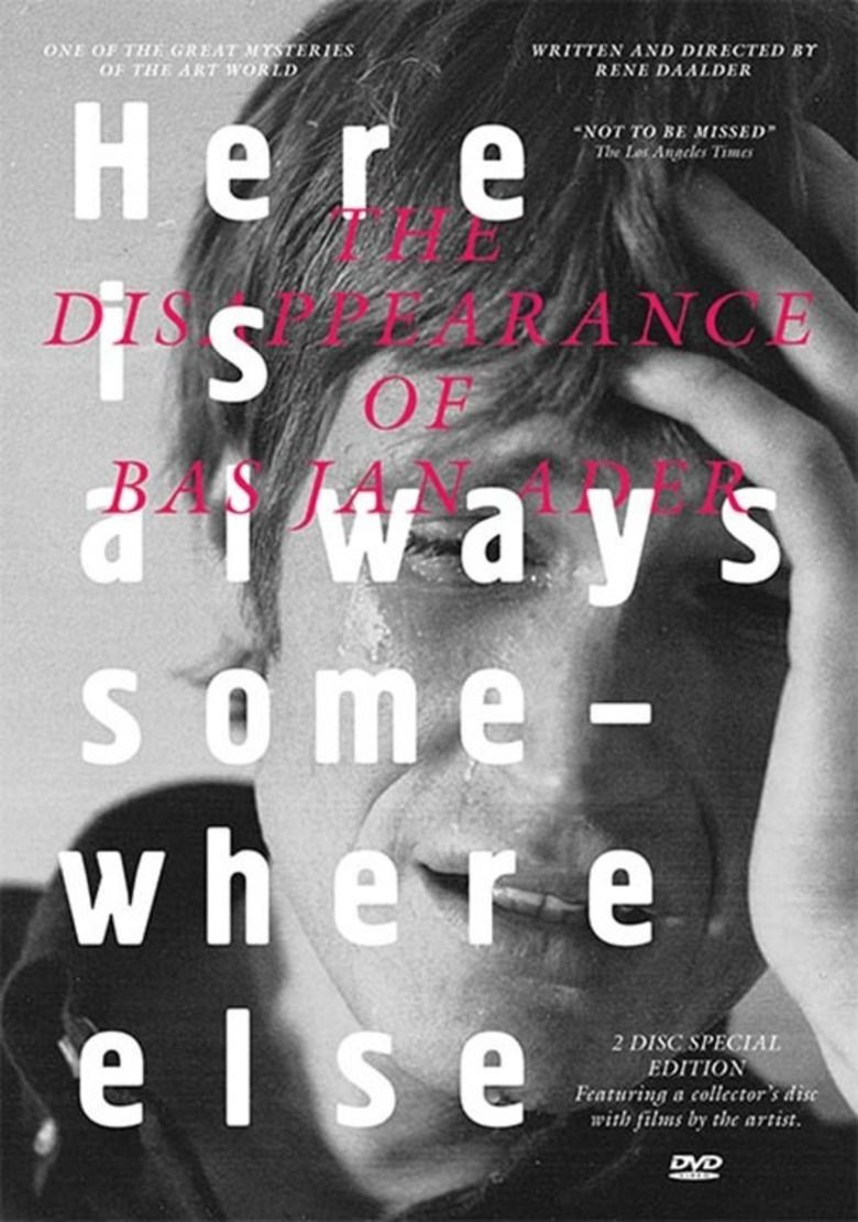 Here Is Always Somewhere Else movie poster