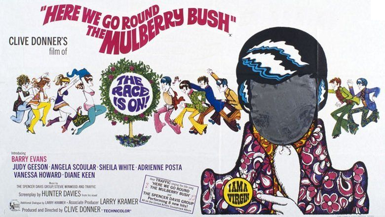 Here We Go Round the Mulberry Bush (film) movie scenes
