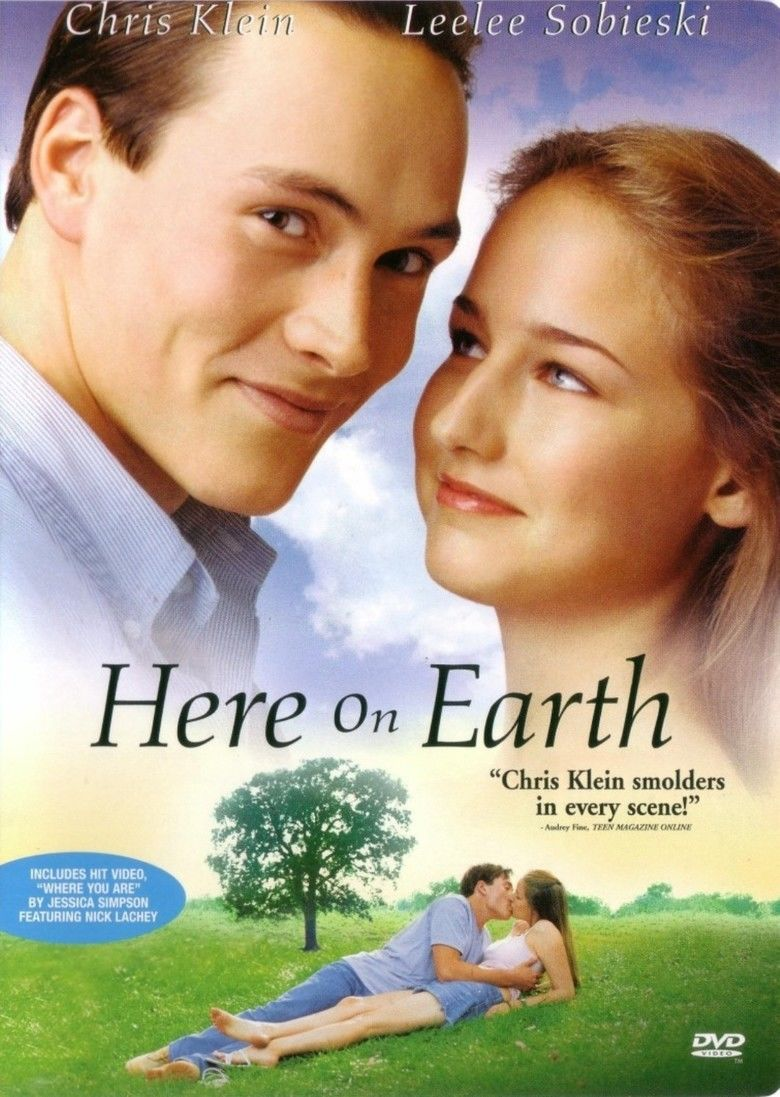 Here on Earth (film) movie poster