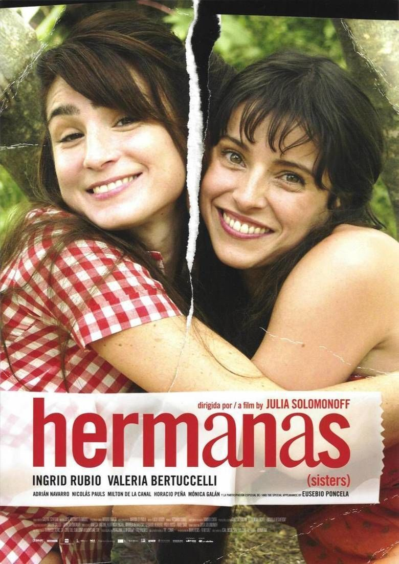 Hermanas movie poster