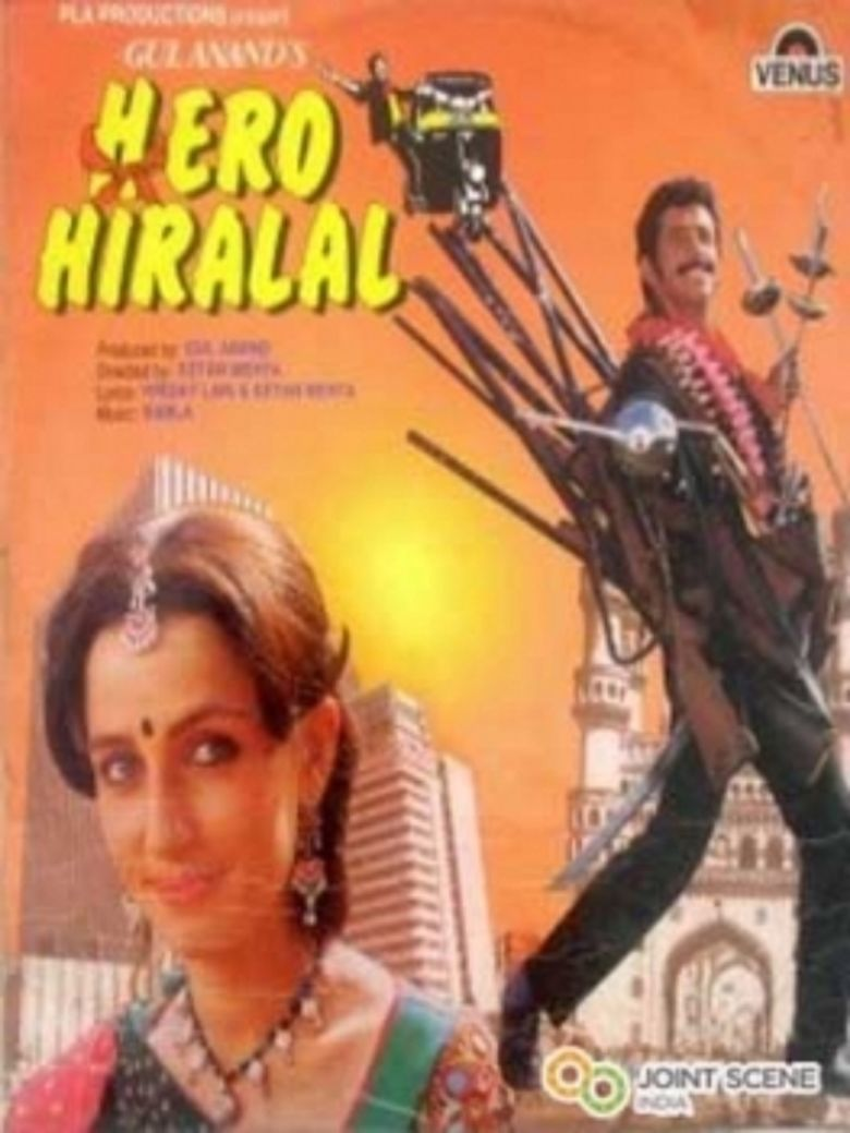 Hero Hiralal movie poster