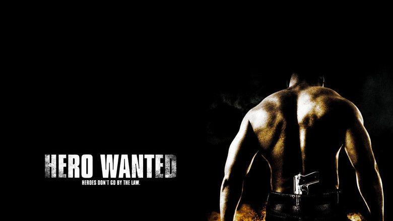 Hero Wanted movie scenes