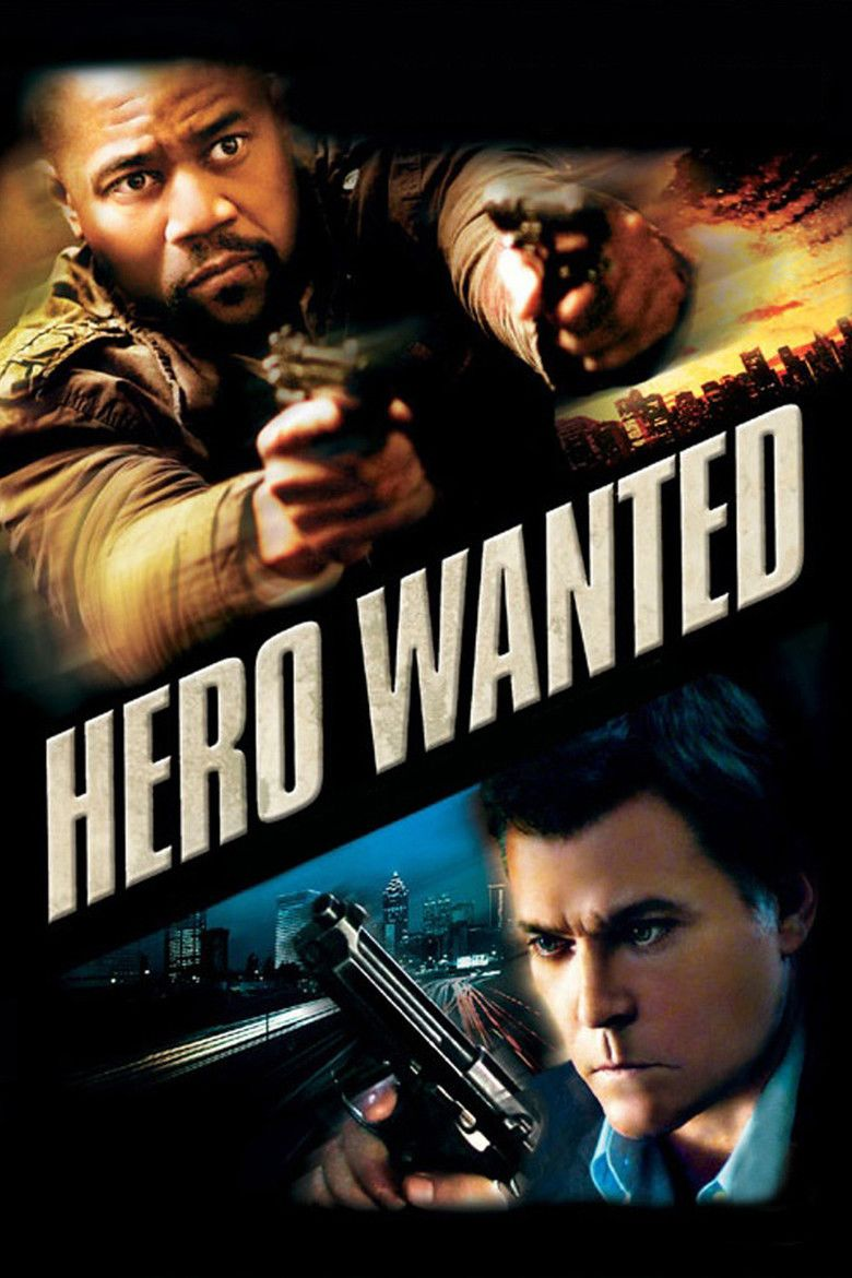 Hero Wanted movie poster