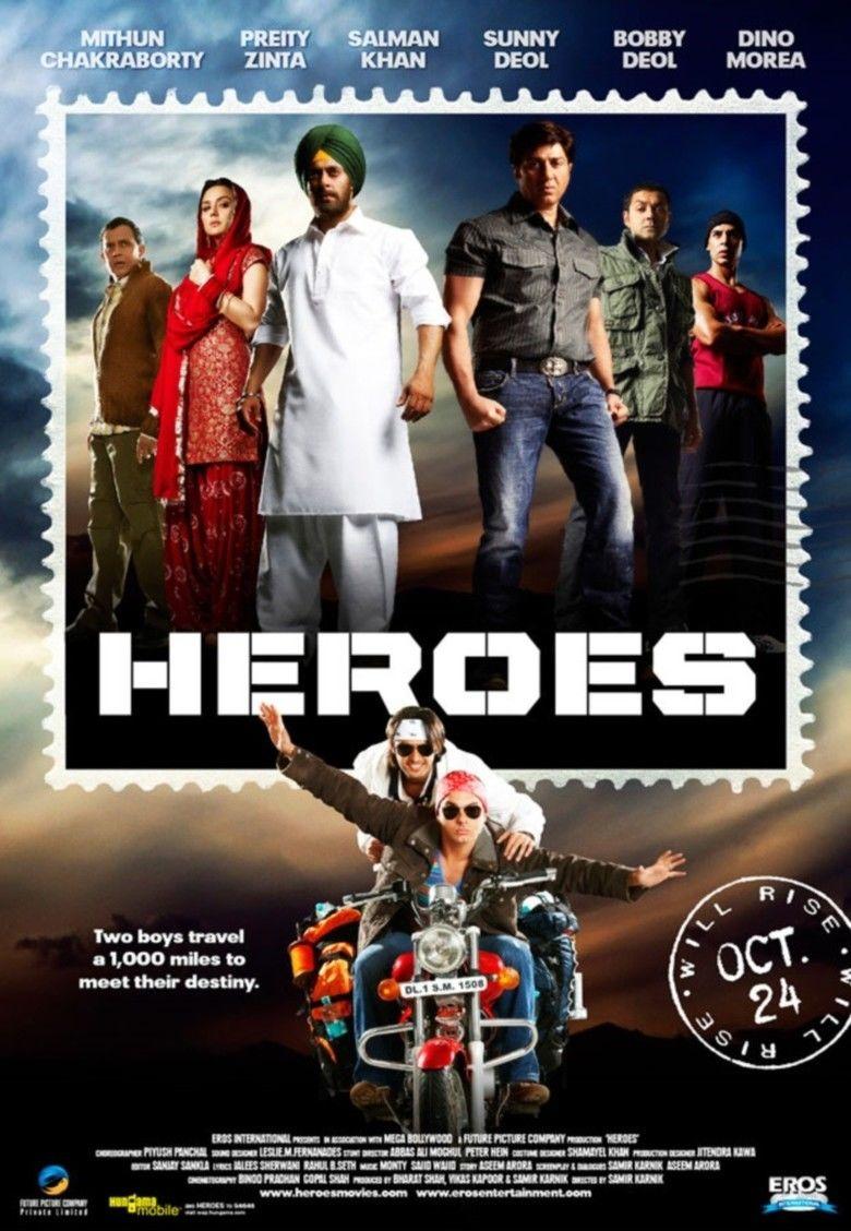 Heroes (2008 film) movie poster
