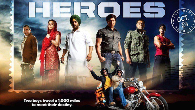Heroes (2008 film) movie scenes