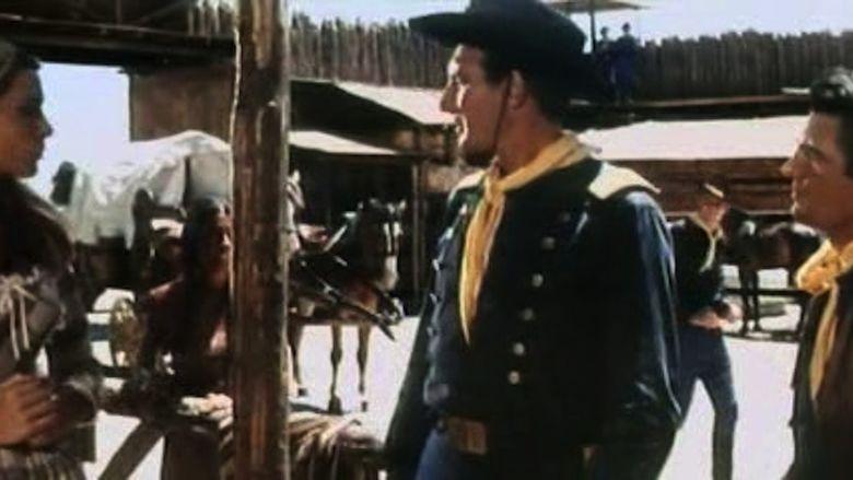 Heroes of Fort Worth movie scenes
