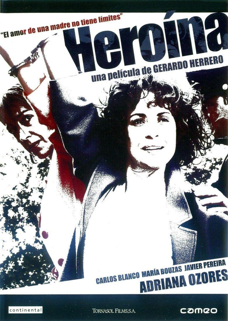 Heroine (2005 film) movie poster