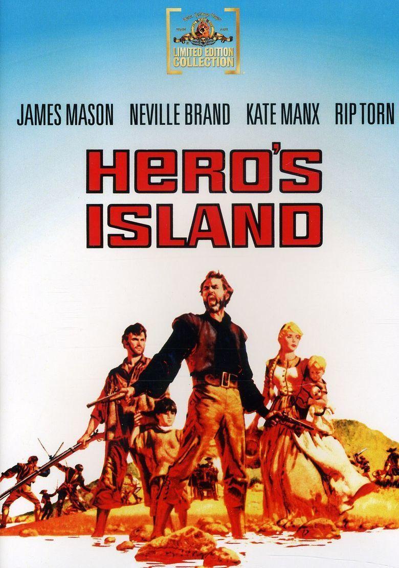 Heros Island movie poster