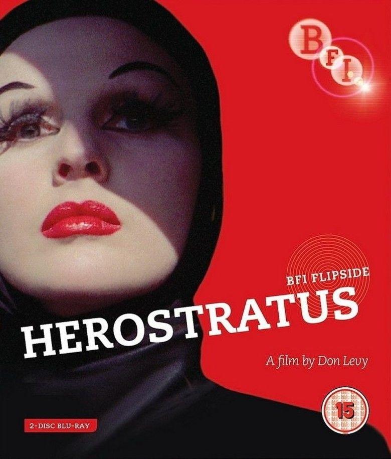 Herostratus (film) movie poster
