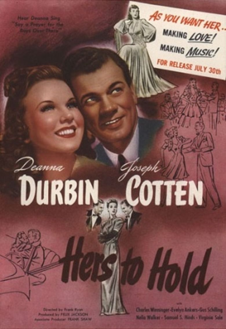 Hers to Hold movie poster