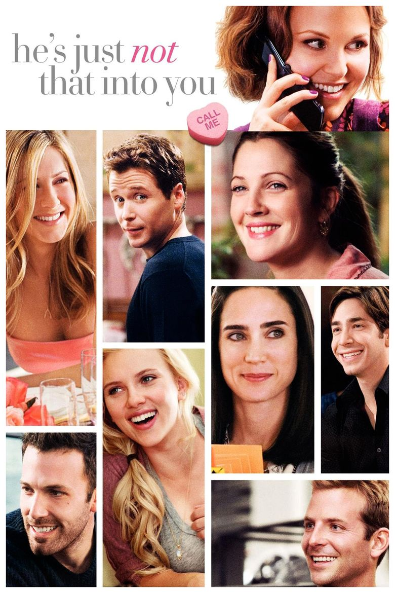 Hes Just Not That Into You (film) movie poster