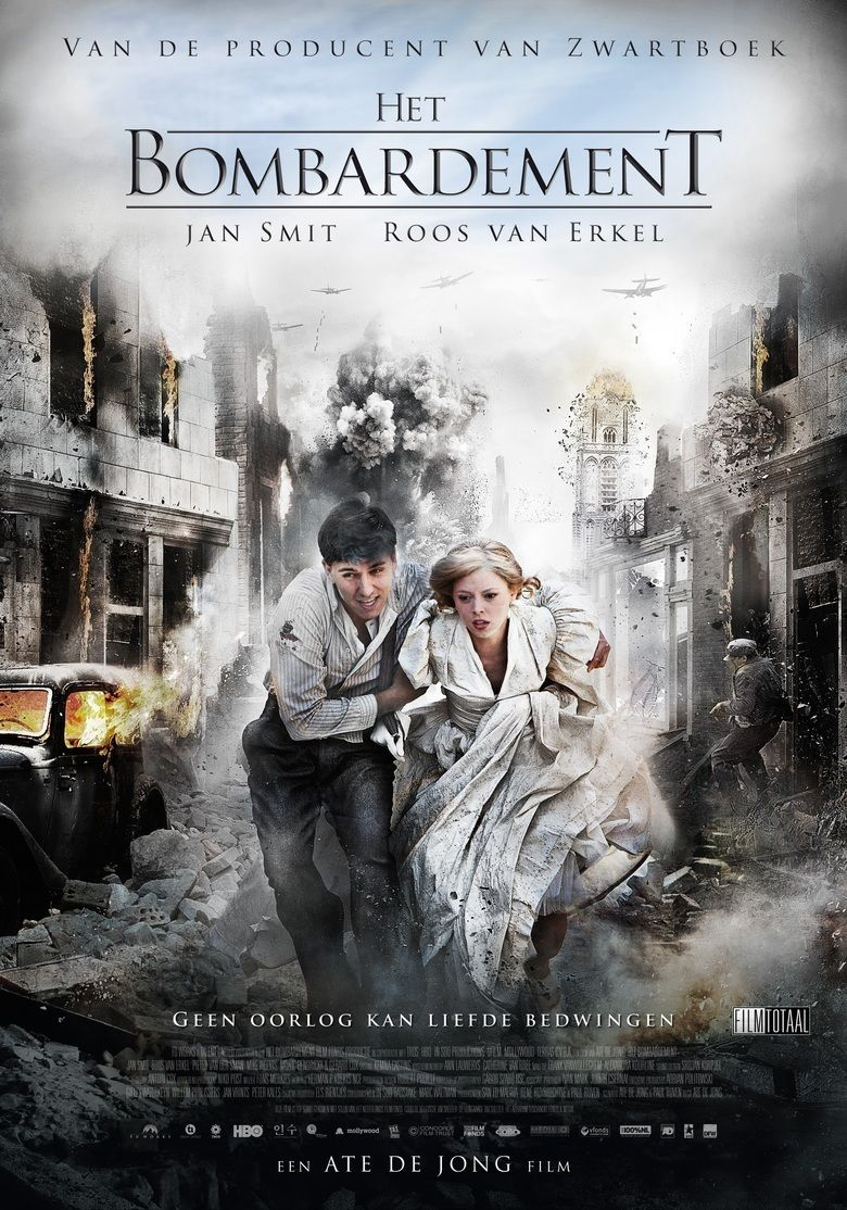 Het Bombardement movie poster