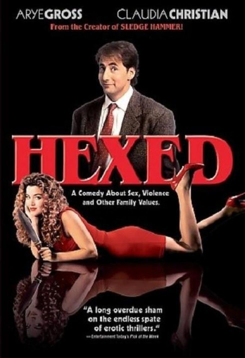 Hexed movie poster