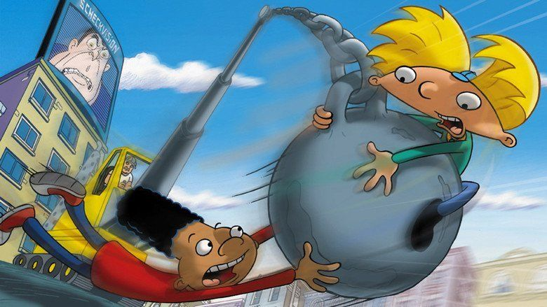 Hey Arnold!: The Movie movie scenes