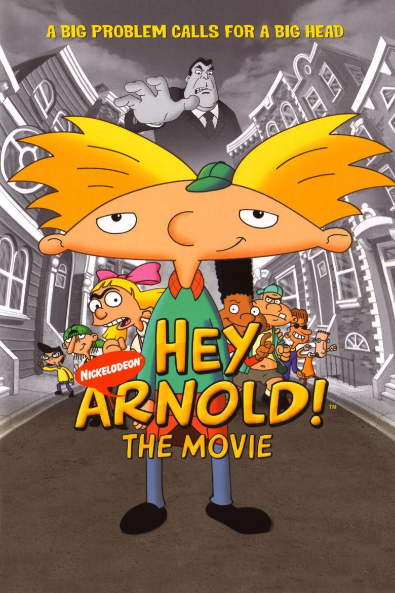 Hey Arnold!: The Movie movie poster
